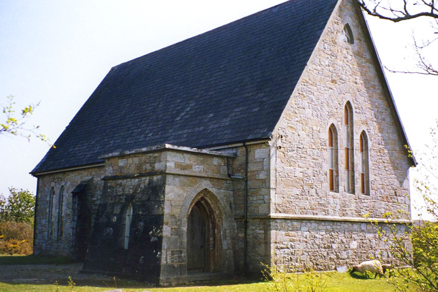 Errislannan-Church