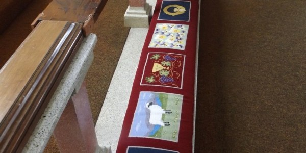 The New Tapestry in Christ Church, Clifden